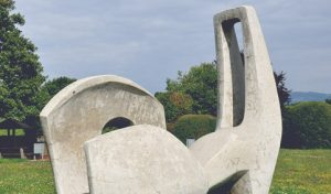 Bespoke Granite Sculpture Commission