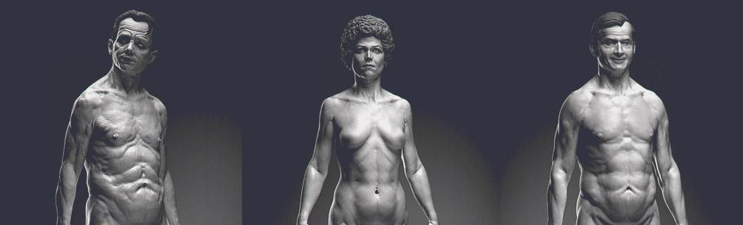 Digital Sculpting Human