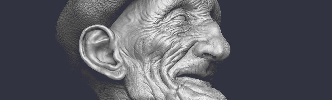 Digital Sculpting Wrinkles