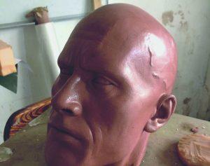 Bespoke Clay Model