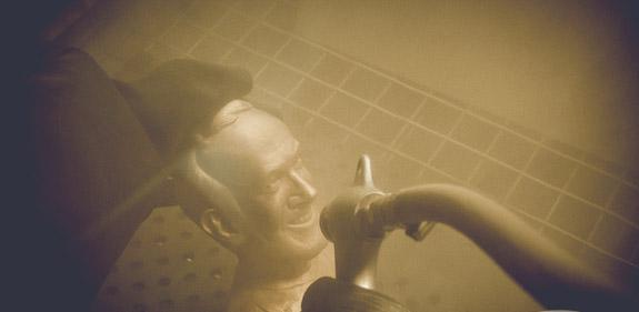 Demolding Bronze Sculpture