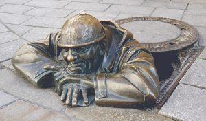 Bespoke Bronze Sculpture