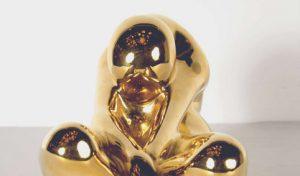 Bespoke Gold Sculptures