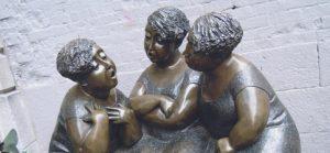 Modern Contemporary Bronze Sculptures