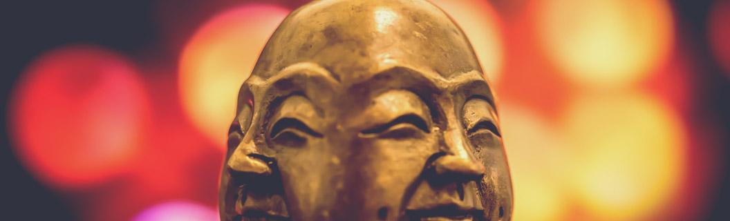 Bespoke Gold Statue