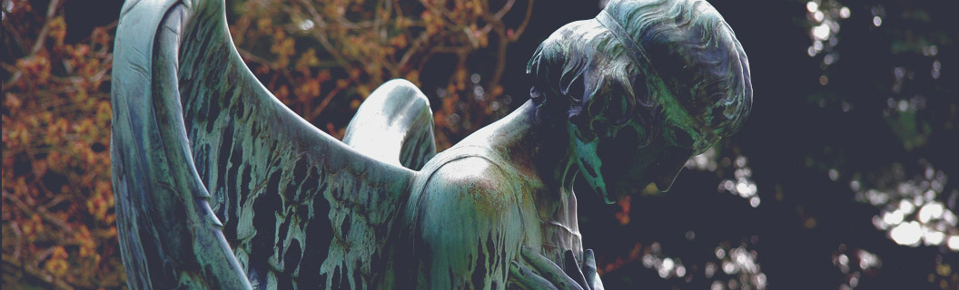 Bronze Traditional Statue