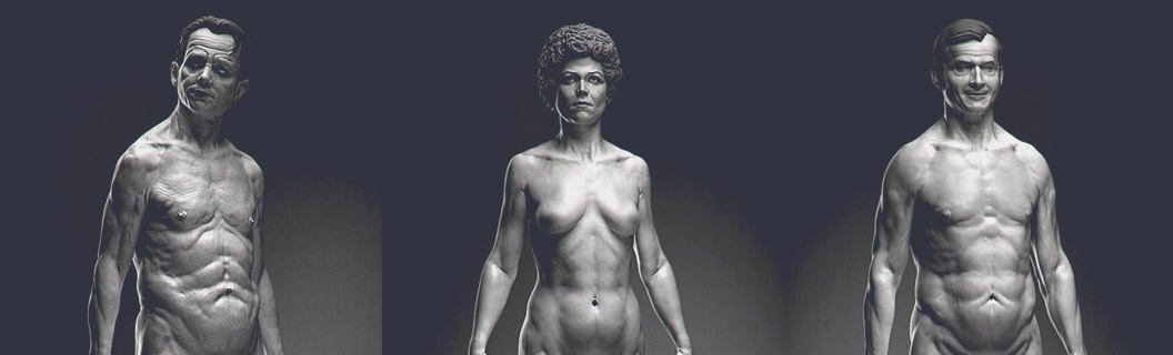 Digital Sculpting Human