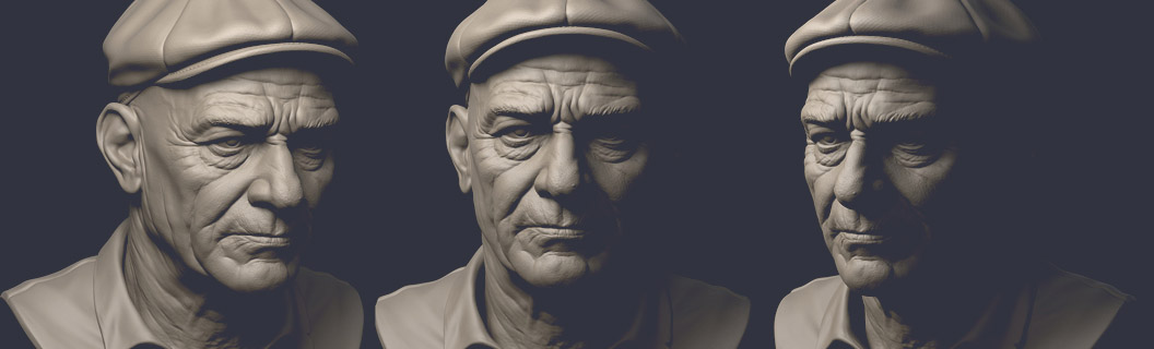 Digital Sculpting ZBrush