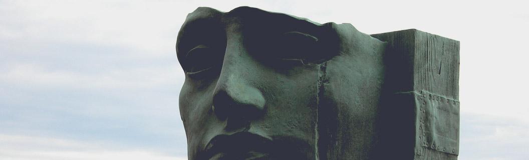 Statue for a Landmark